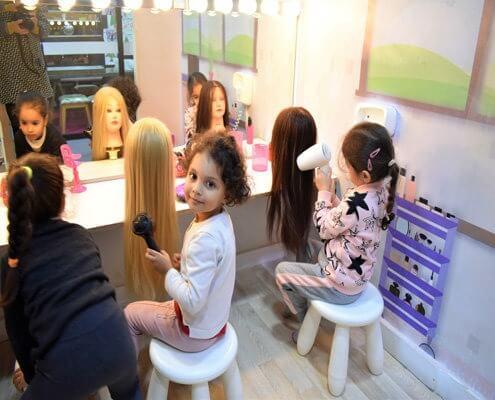 coiffure jeu maternelle